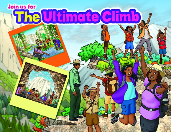 VBS Ultimate Climb! Posters 2016