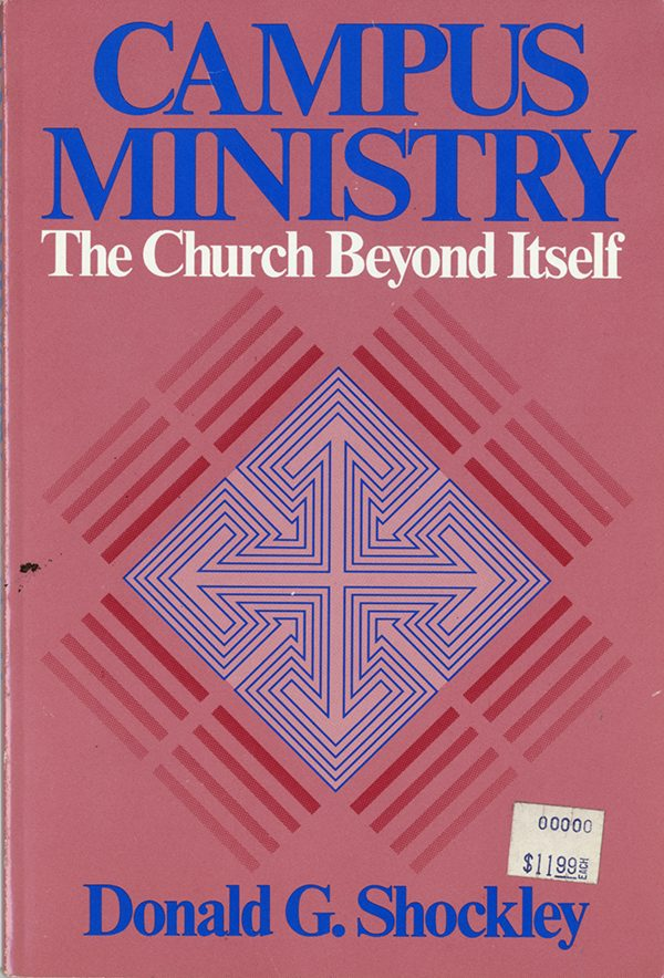 Campus Ministry: The Church Beyond Itself
