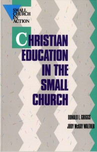 Christian Education in a Small Church