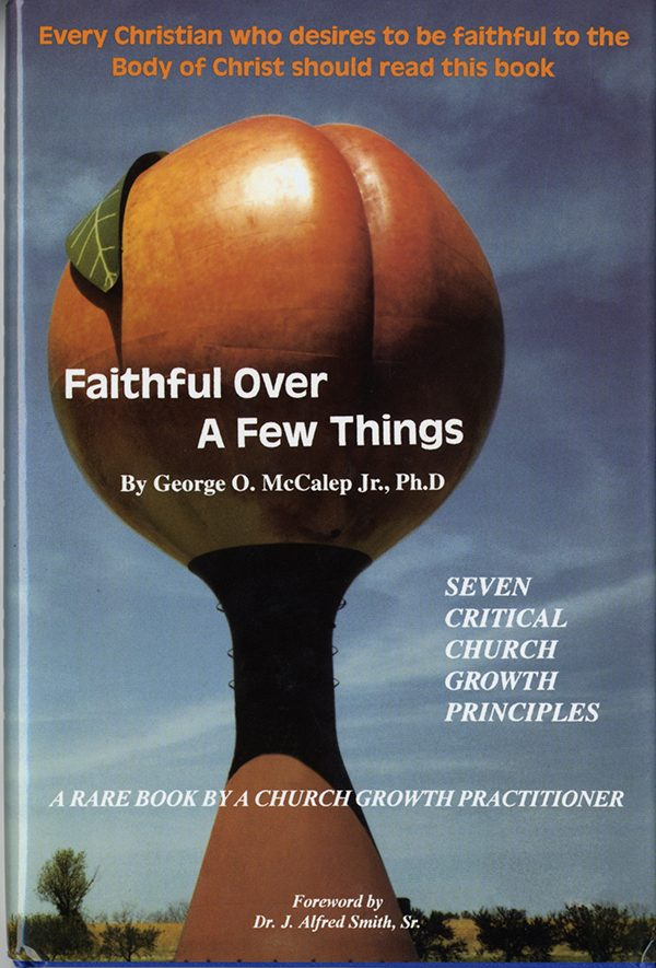 Faithful Over A Few Things