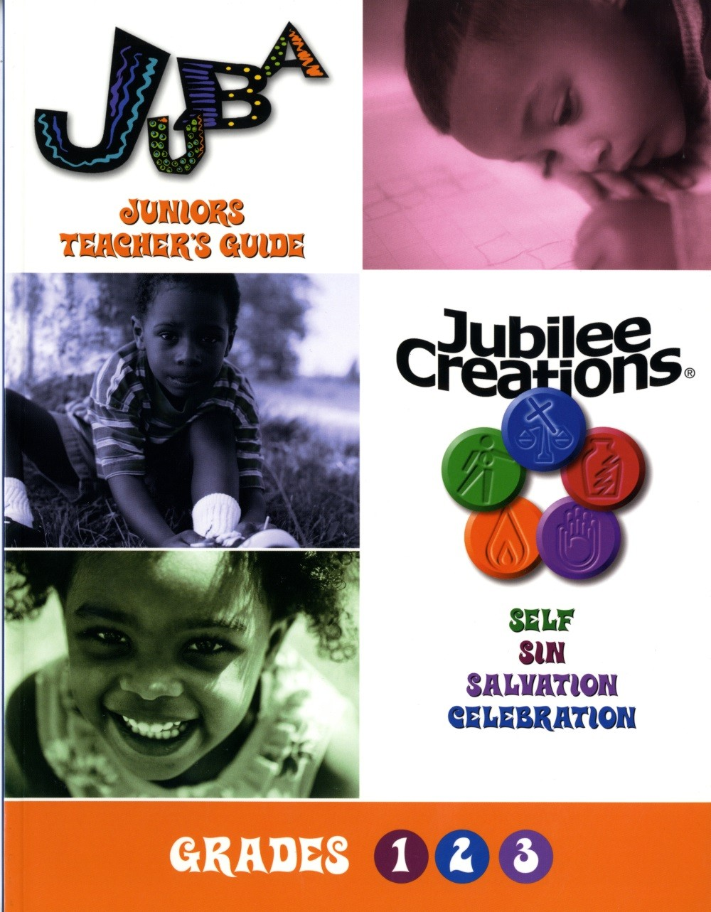 Juba Juniors Teacher Guide--1, 2, 3 (Self, Sin, Salvation)