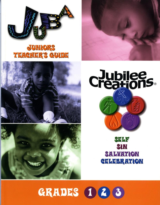 Juba Juniors Teacher Guide 1 2 3 Self Sin Salvation Sunday