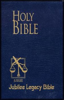 Jubilee Legacy Bible (KJV) HARDBACK