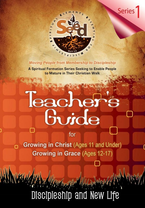 SEED Children and Youth Teachers Guide Cover