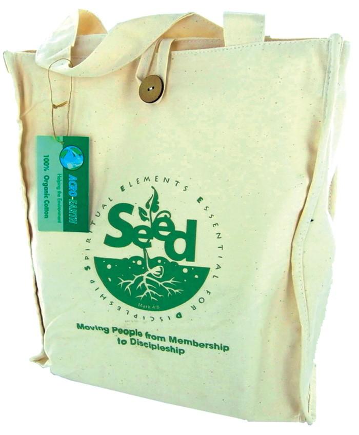 SEED Tote Bag