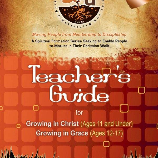 SEED Children/Youth Teacher's Guide: Series 4: Discipleship and Spiritual Gifts