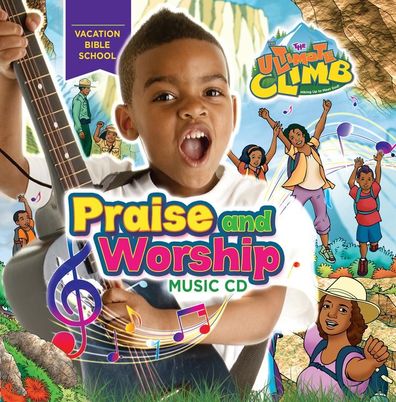 VBS Ultimate Climb! Music CD 2016
