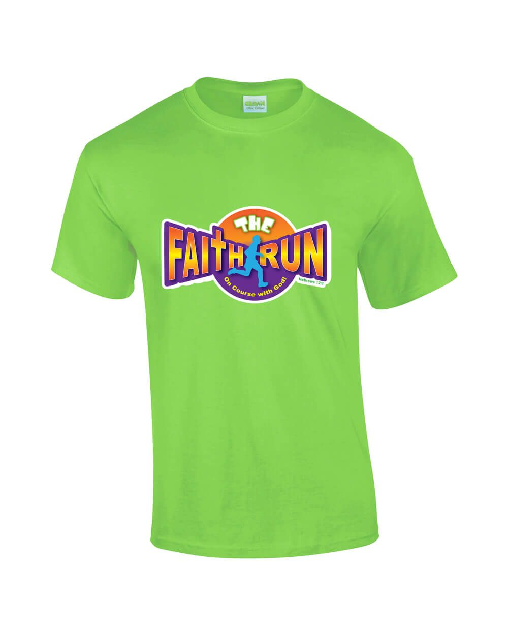 VBS The Faith Run Children T-shirt (Medium)
