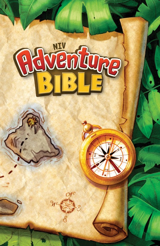 NIV Adventure Bible: Revised