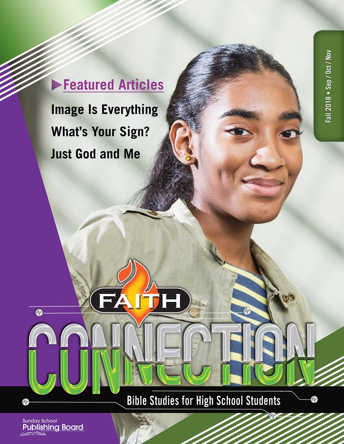 Faith Connection Bible Studies for High School Students