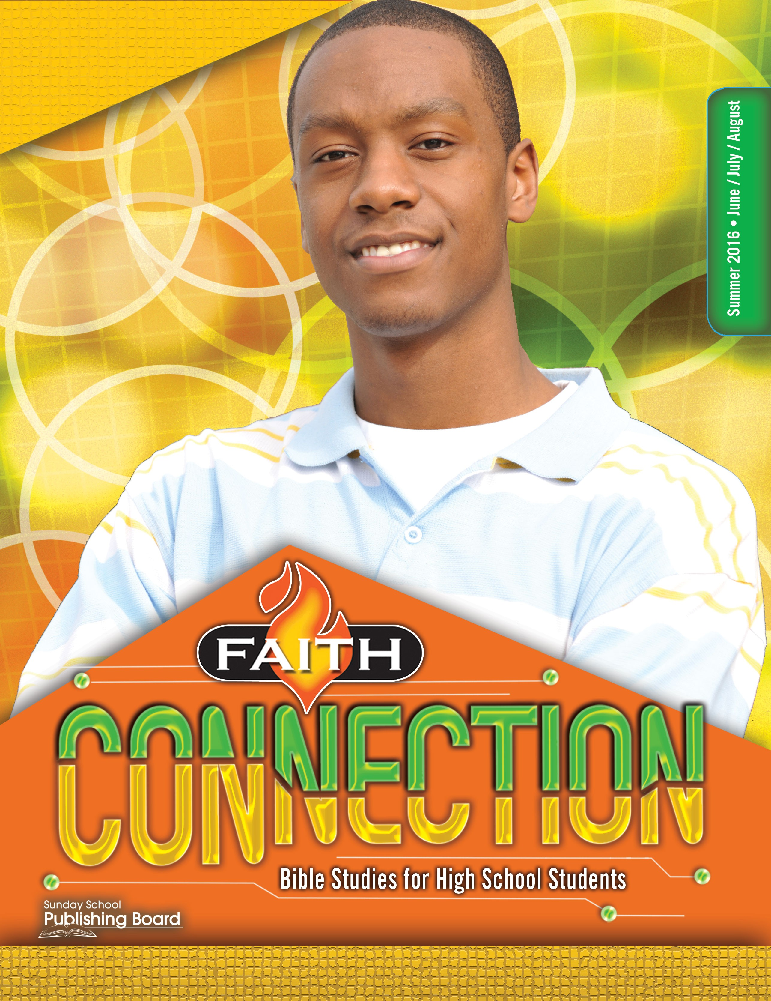 Faith Connection Bible Studies for High School Students (Summer 2016)–Digital Edition