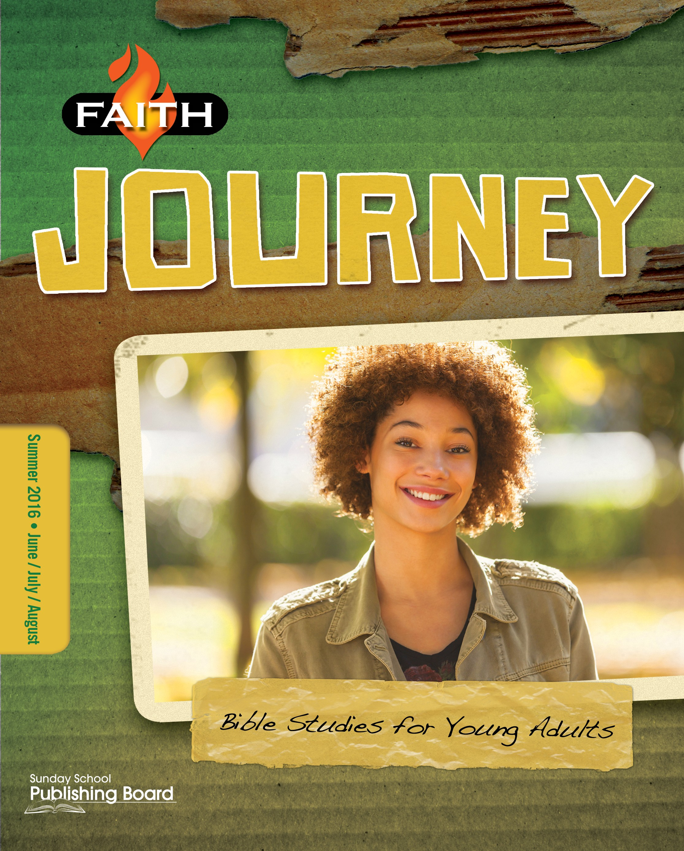 Faith Journey - Bible Studies for Young Adults (Ages 18-34)