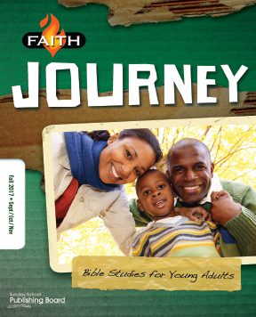 Faith Journey Bible Studies for Young Adults for Ages 18-34 (Fall 2017)-Digital Edition