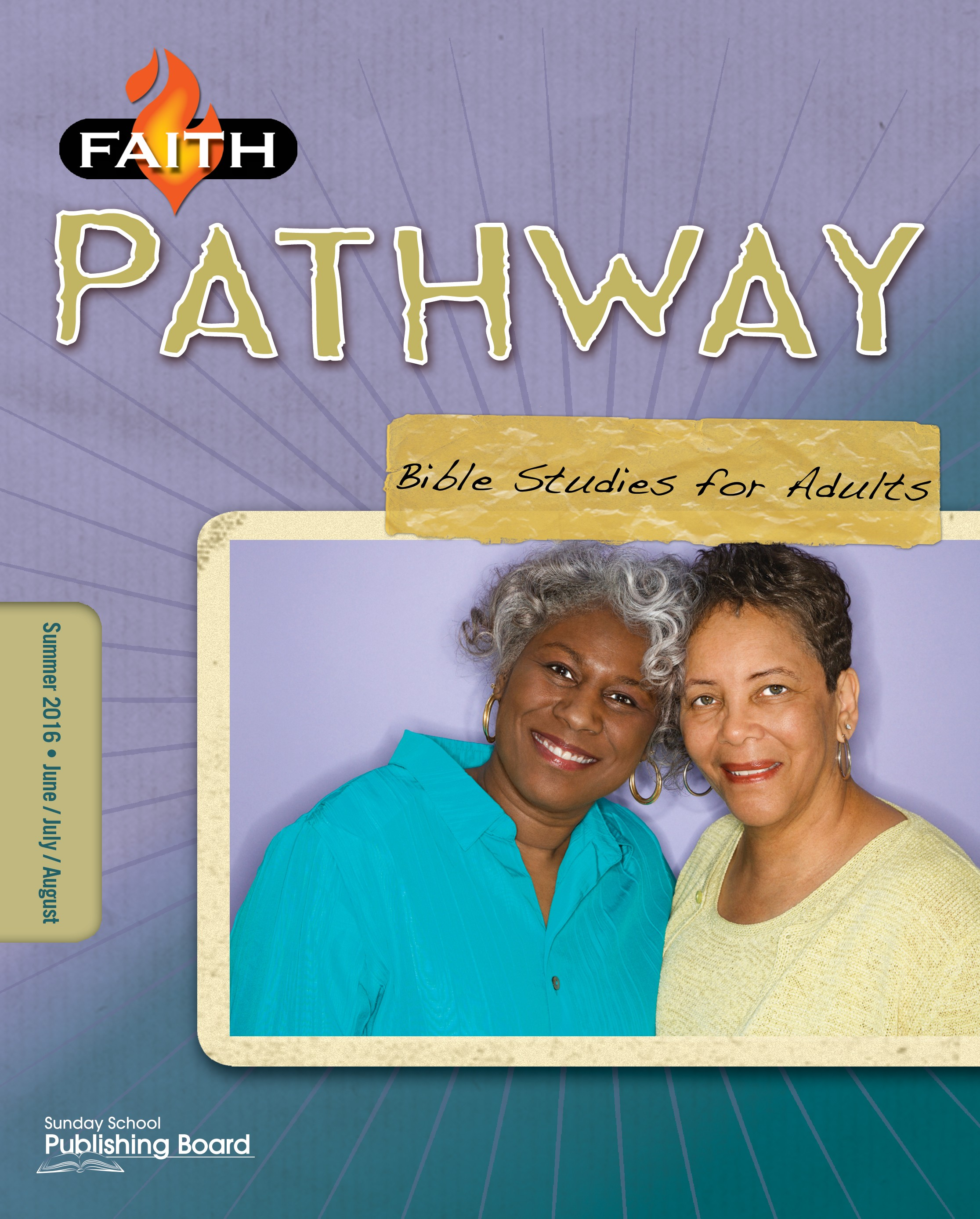 Faith Pathway - Bible Studies for Adults (Ages 35 & Above)