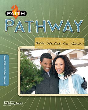 Faith Pathway Bible Studies for Adults (Winter 2016)–Digital Edition