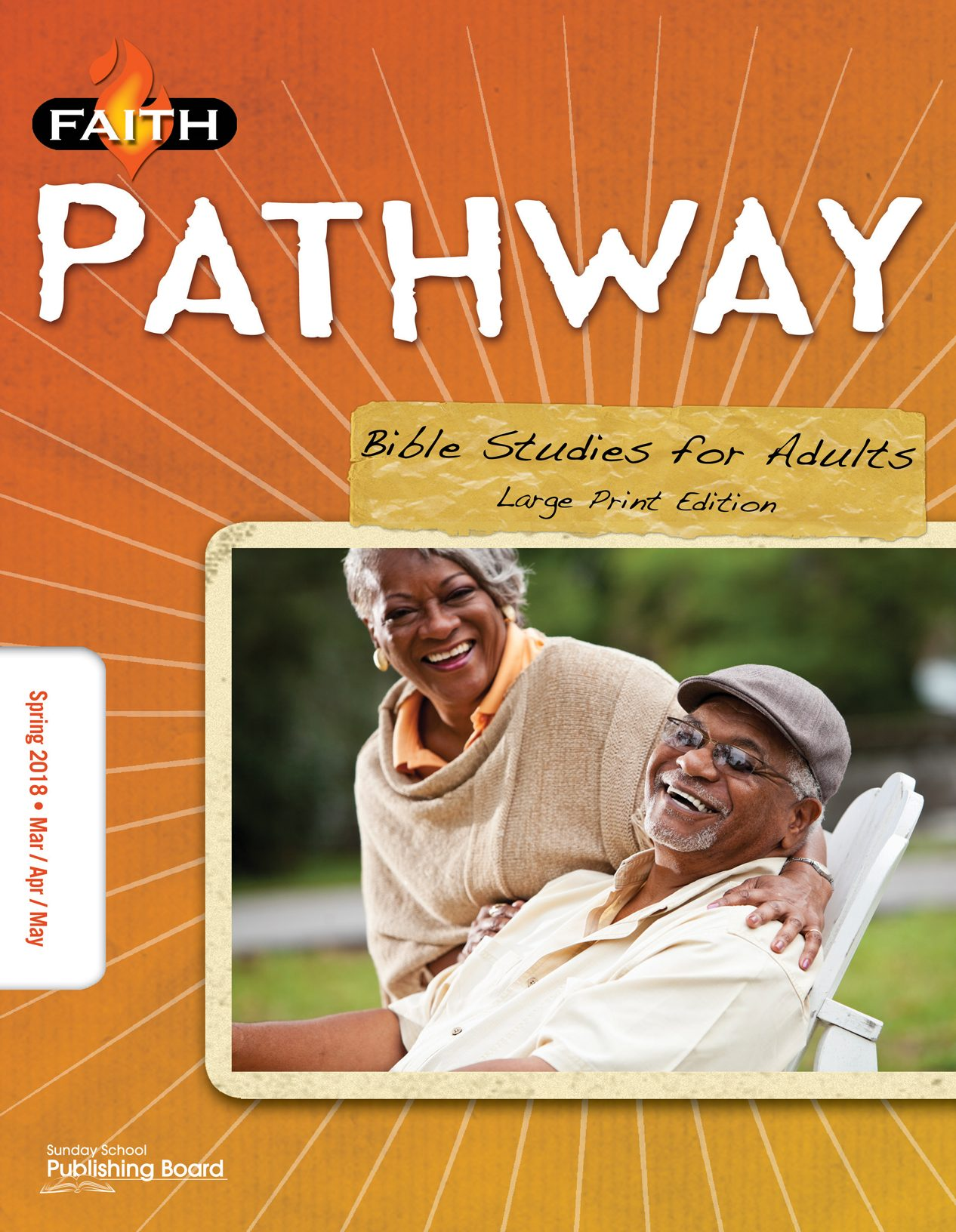 Faith Pathway Bible Studies for Adults (Large Print) (Spring 2018)–Digital Edition