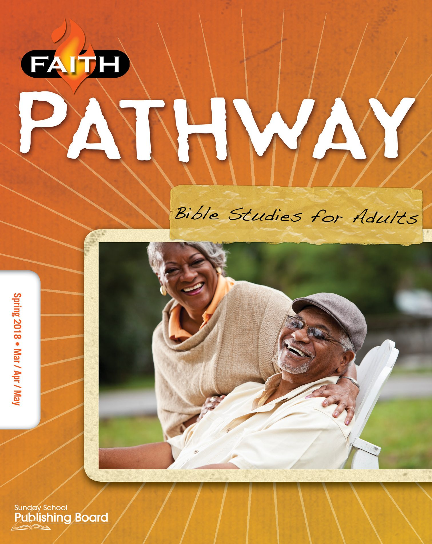 Faith Pathway Bible Studies for Adults for Ages 35 & Above (Spring 2018)-Digital Edition