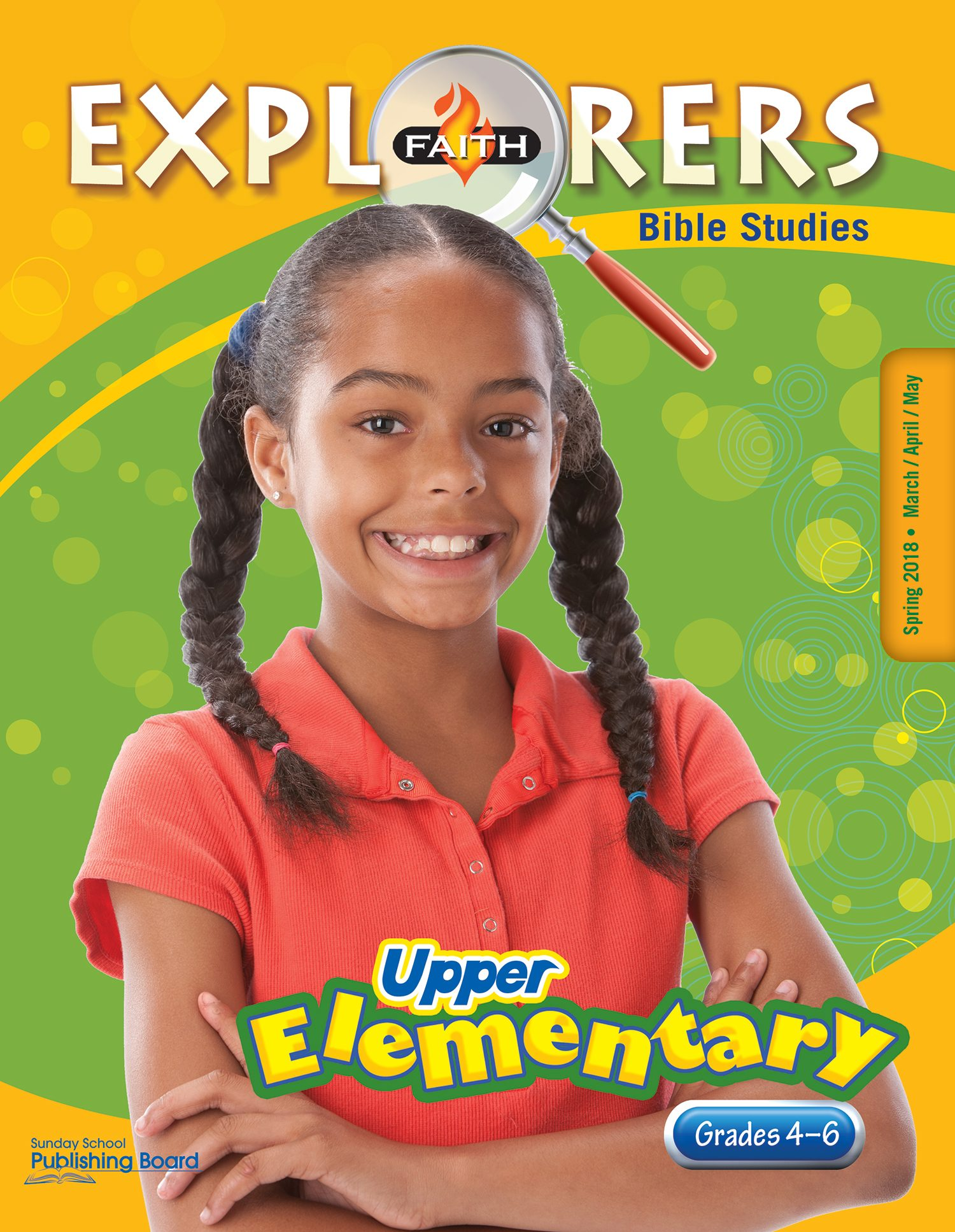 Faith Explorers Bible Studies, Upper Elementary for Grades 4-6 (Spring 2018)-Digital Edition