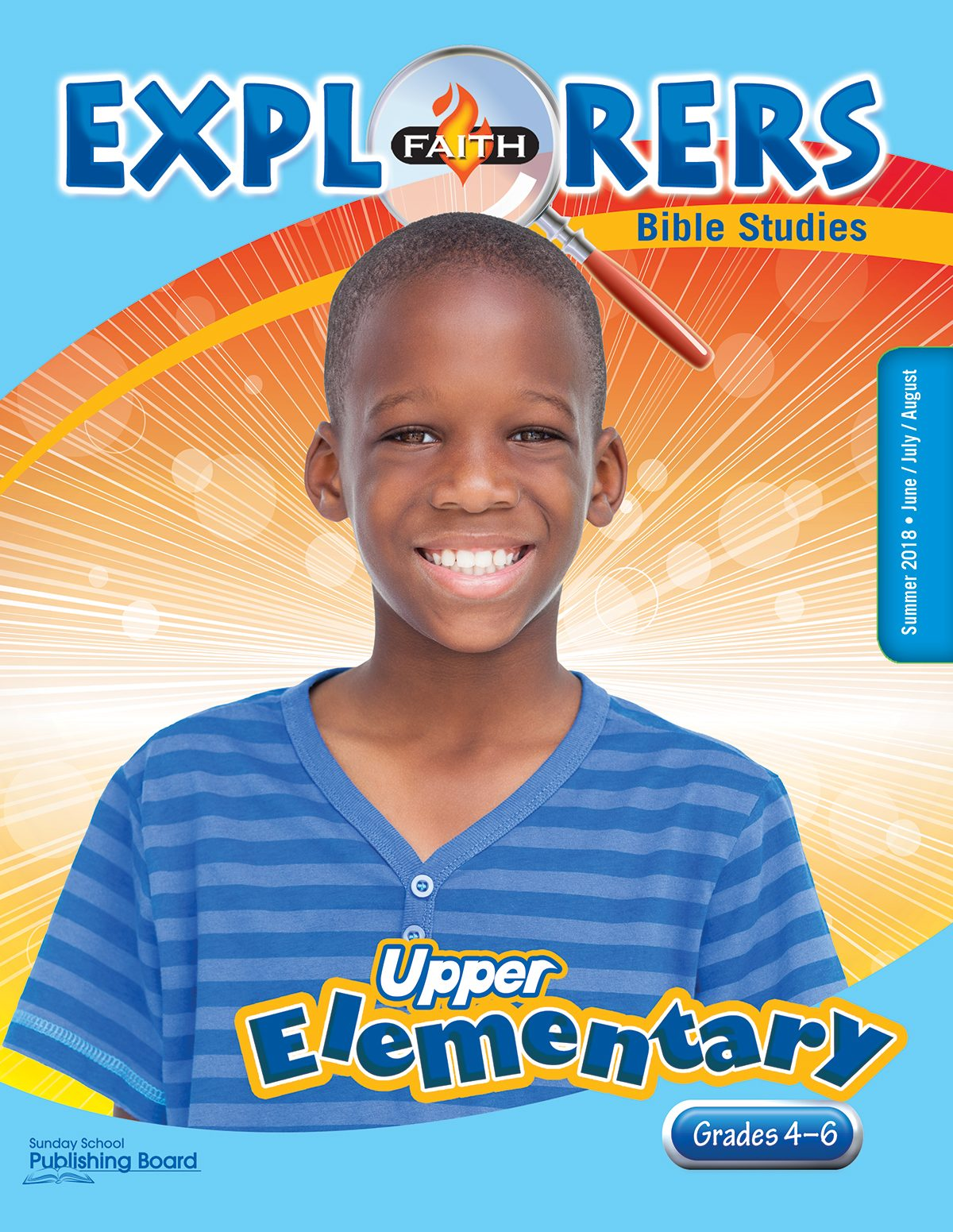Faith Explorers Bible Studies, Upper Elementary for Grades 4-6 (Summer 2018)-Digital Edition