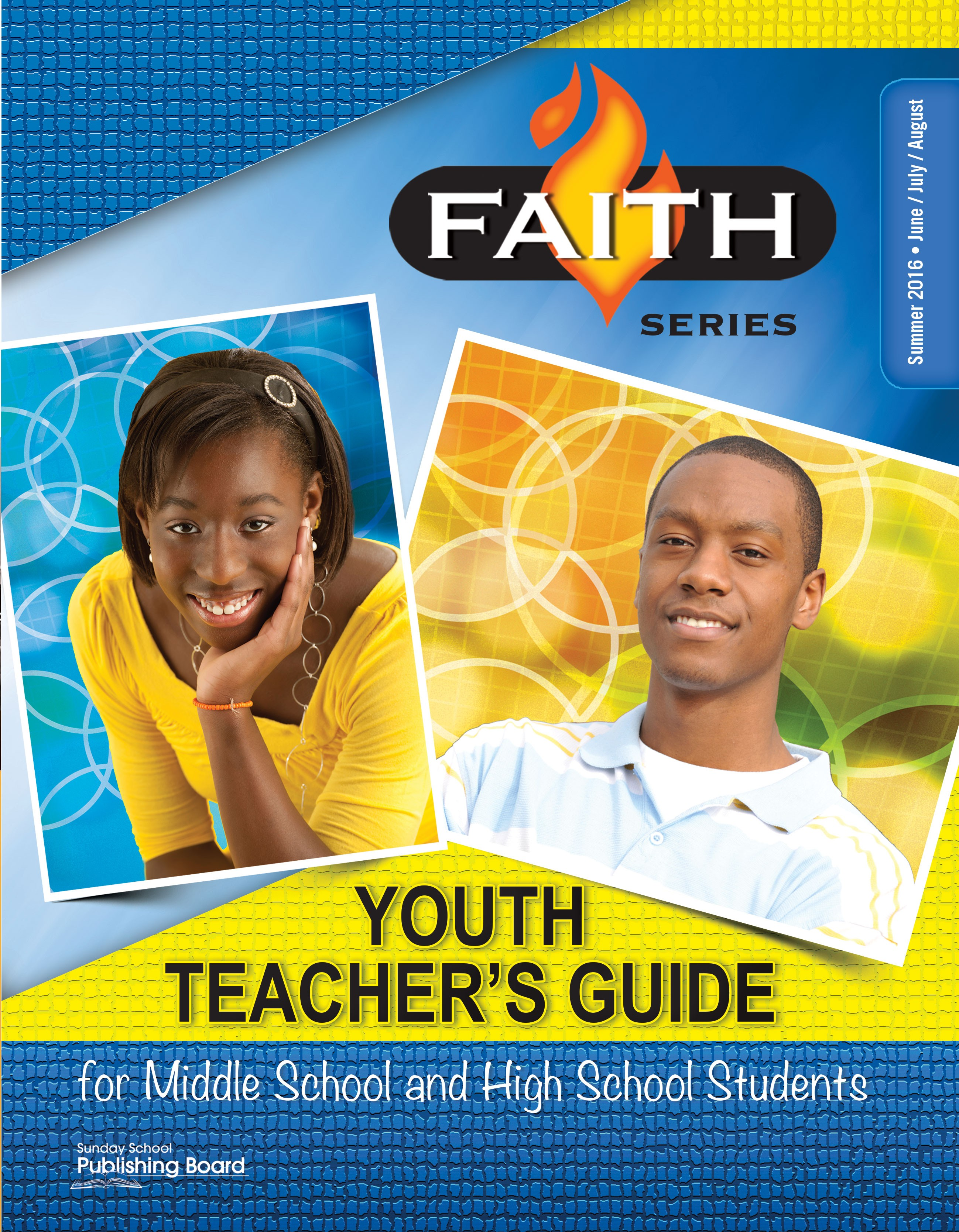 Faith Series Youth Teacher's Guide - for Middle School and High School Students
