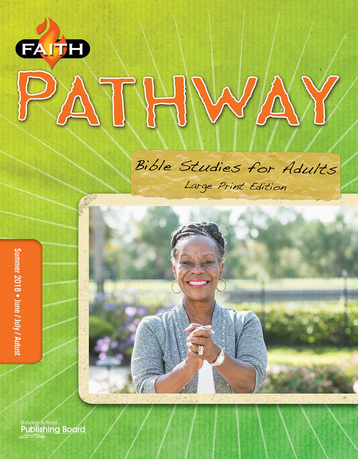 Faith Pathway Bible Studies for Adults (Large Print) (Summer 2018)–Digital Edition