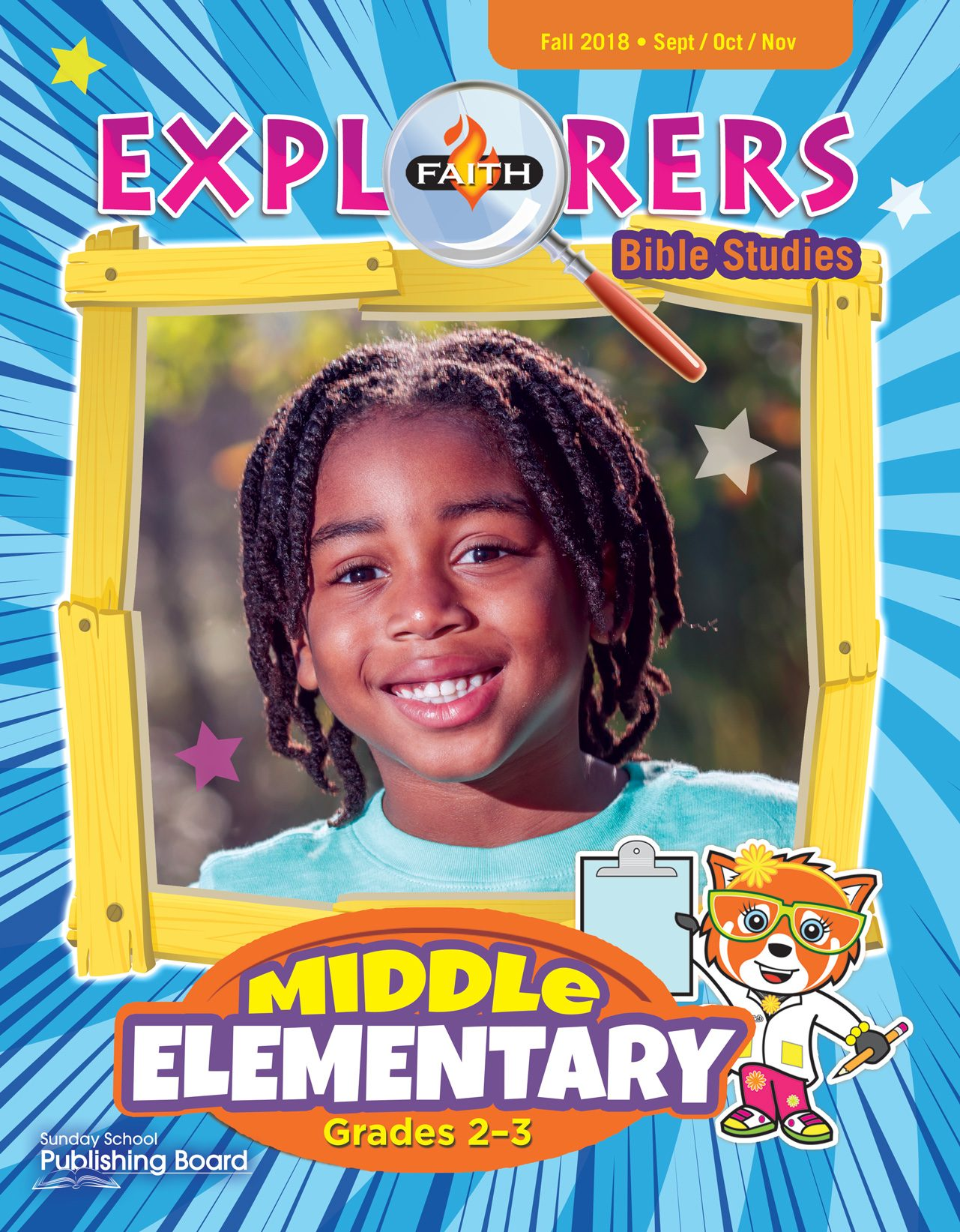 Faith Explorers Bible Studies, Middle Elementary (Grades 2-3)