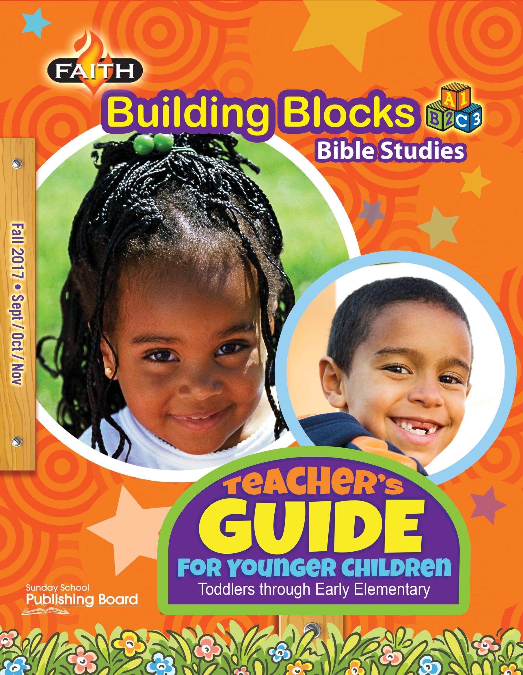 Faith Building Blocks Teacher's Guide for Toddlers to Grade 1 (Fall 2017)-Digital Edition
