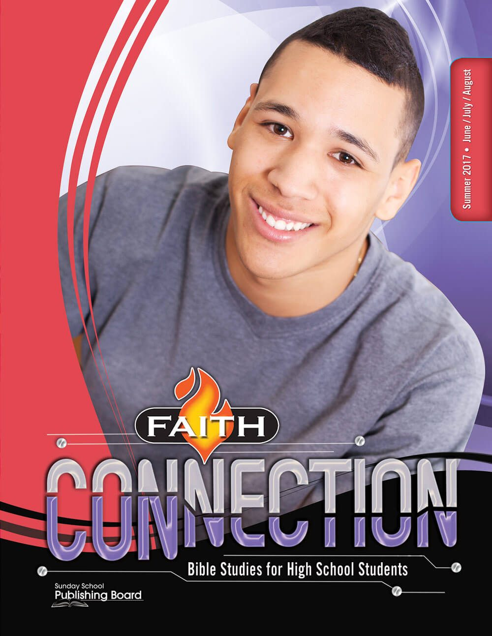 Faith Connection Bible Studies for High School Students (Summer 2017) – Digital Edition