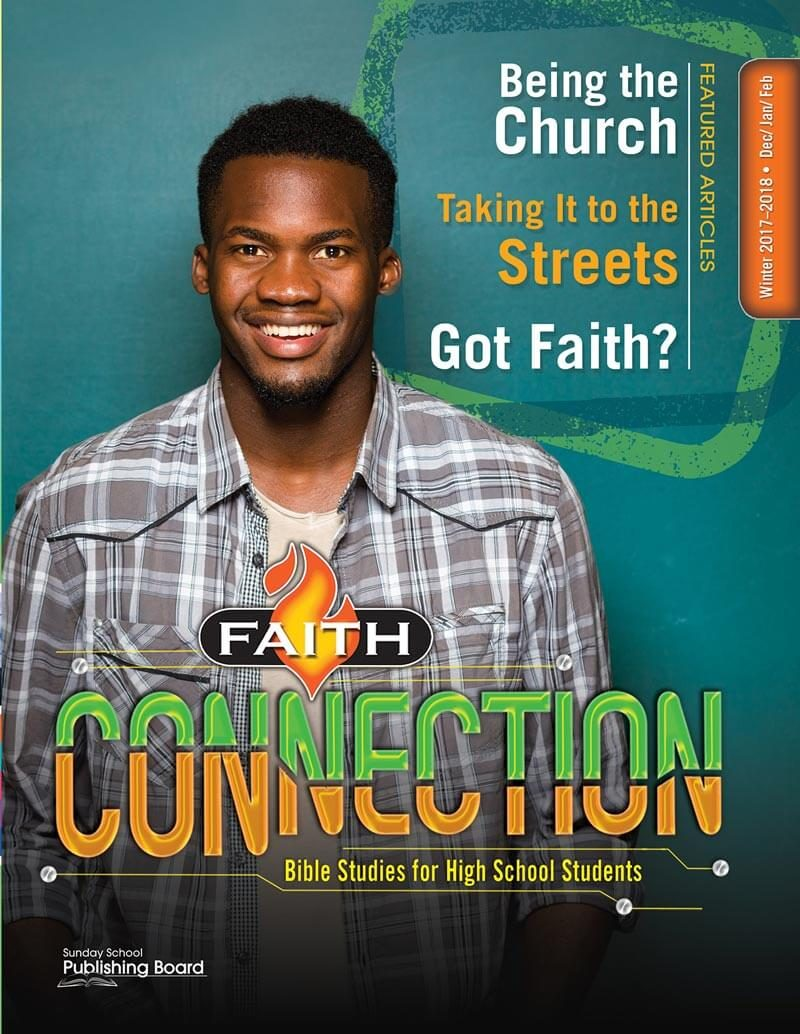 Faith Connection Bible Studies for High School Students (Winter 2017)–Digital Edition