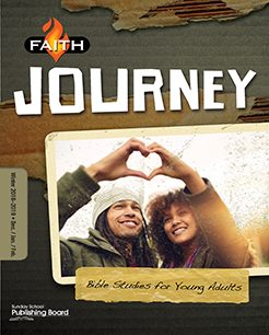 Faith Journey Bible Studies for Young Adults for Ages 18-34 (Winter 2018)-Digital Edition
