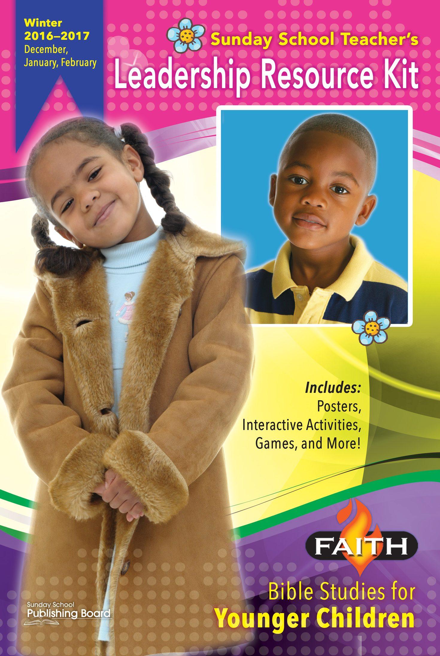 Sunday School Leadership Resource Kit - Younger Children