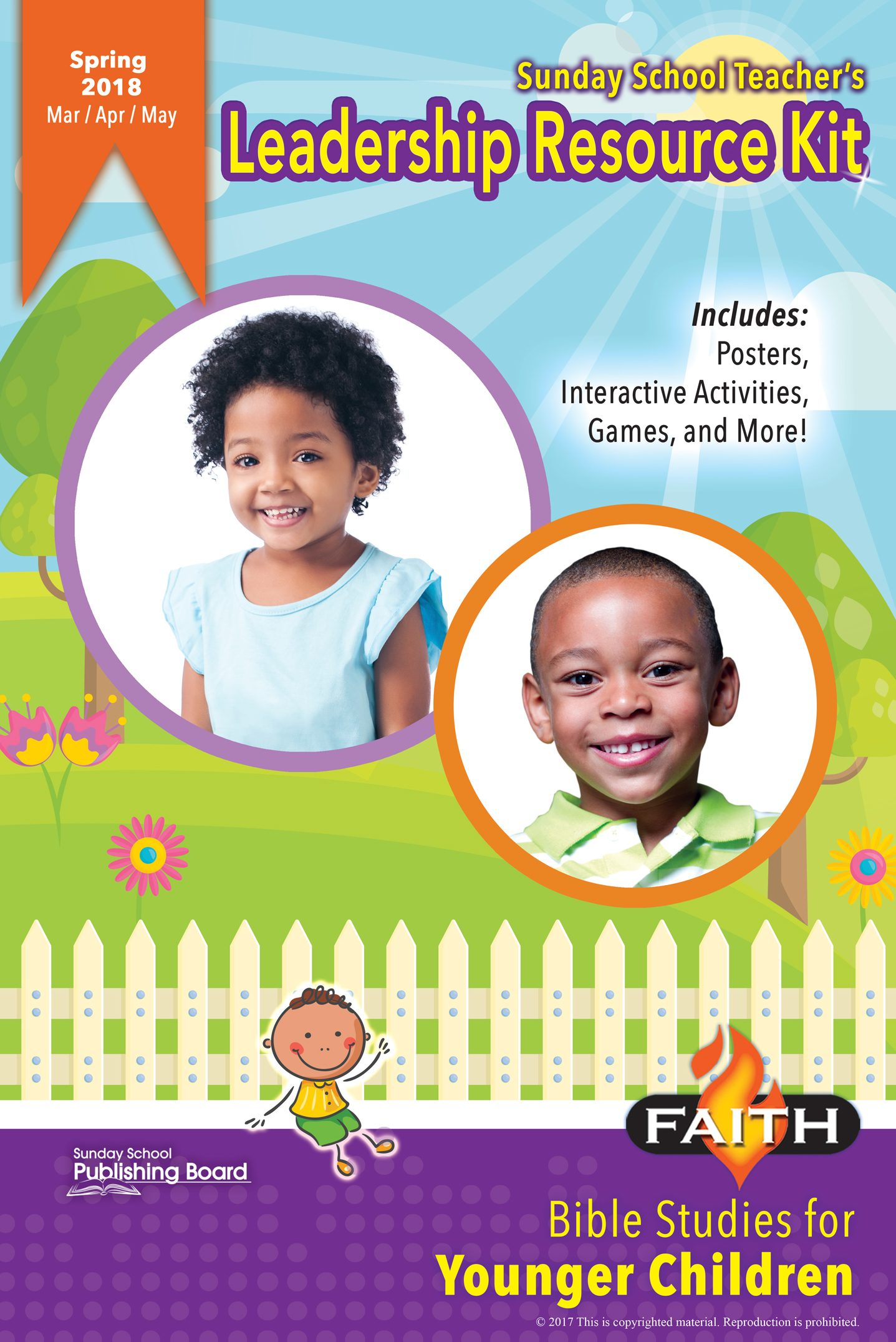 Sunday School Leadership Resource Kit - Younger Children