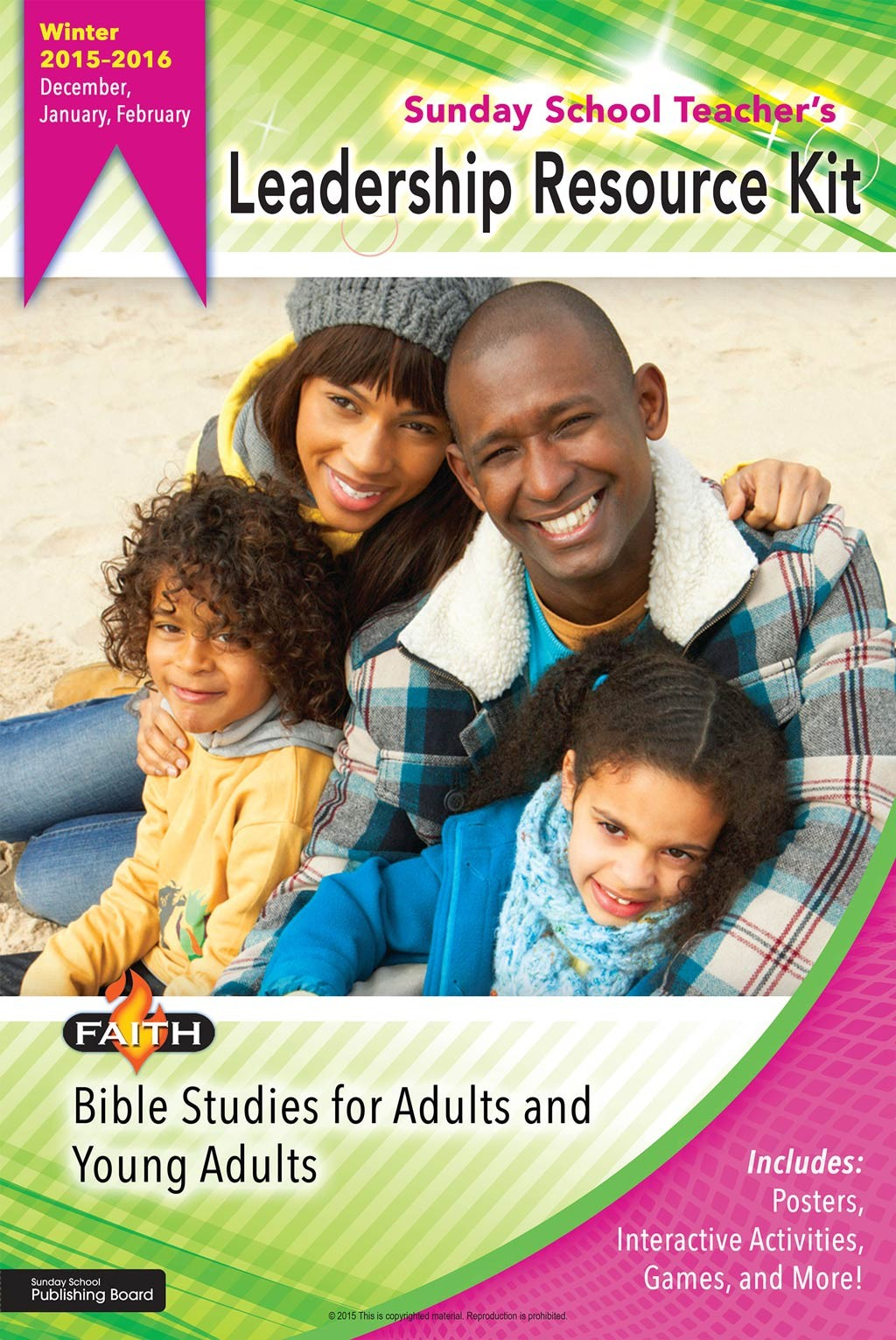 Sunday School Leadership Resource Kit - Adults & Young Adults