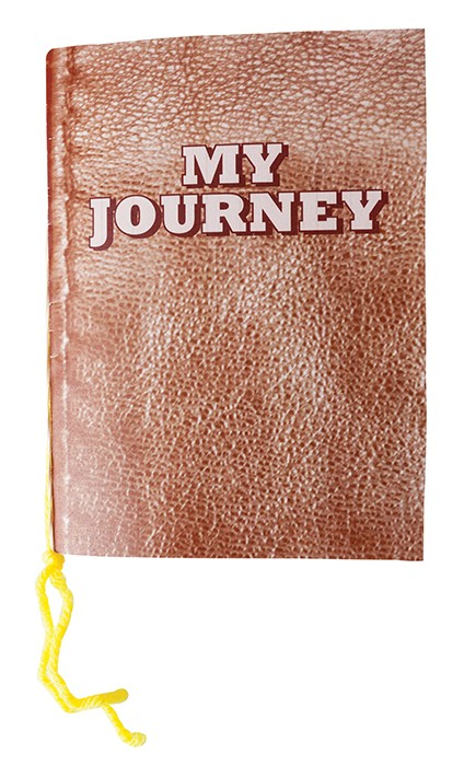 VBS Ultimate Climb! My Journey Journals Craft Kit