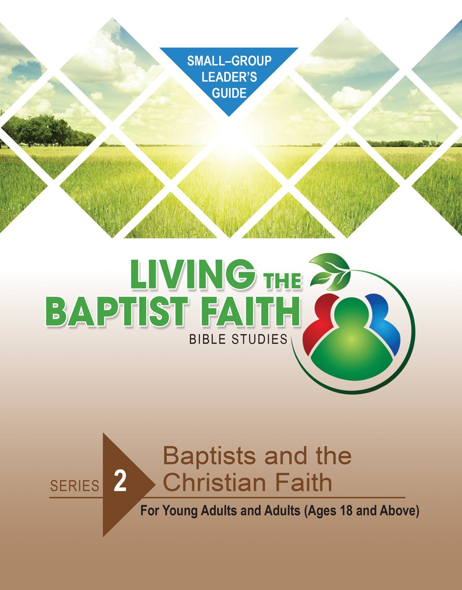 Series 2: Facilitator's Guide for Young Adults and Adults (Ages 18 and Above)