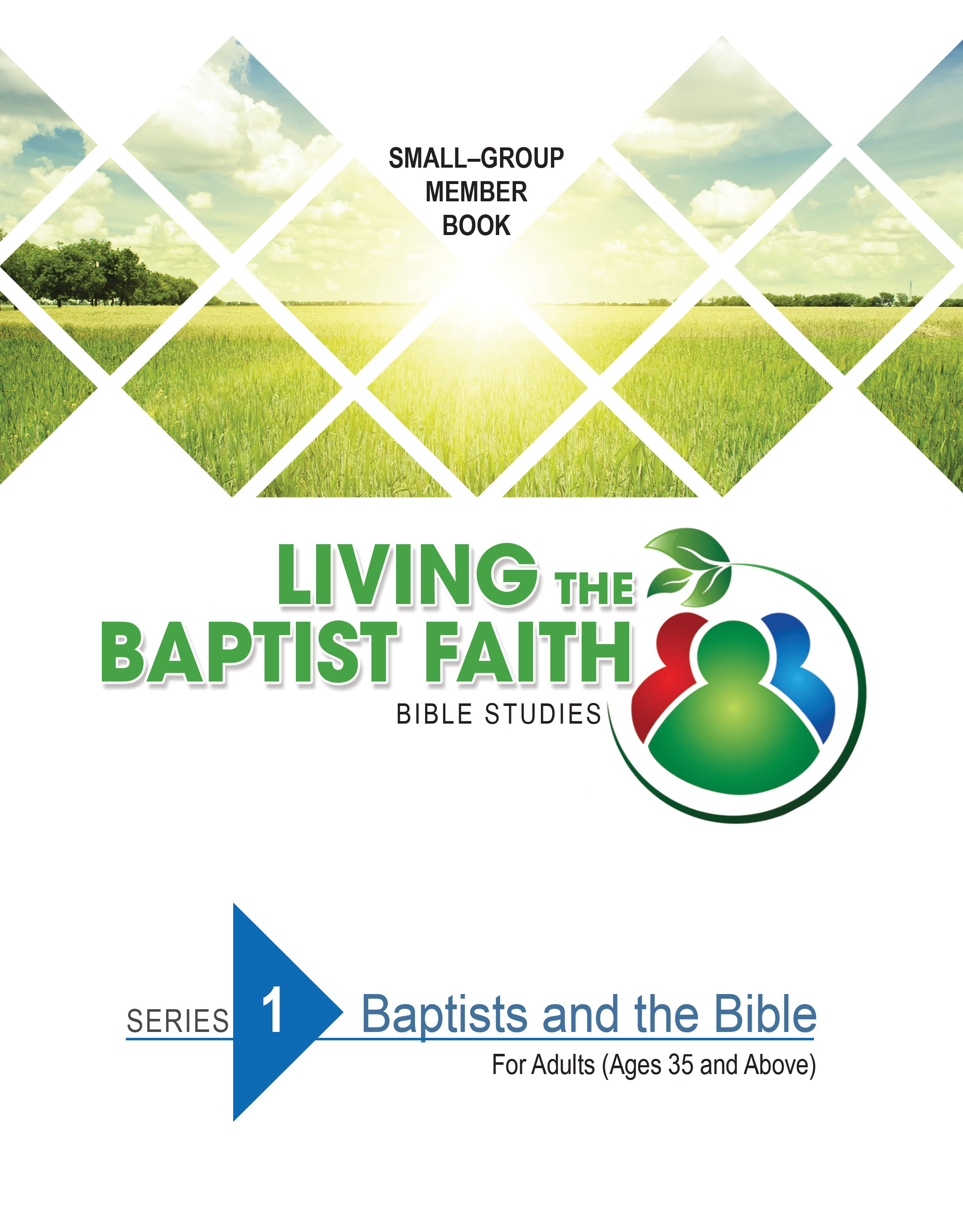 Series 1: Baptist and the Bible (for Adults)