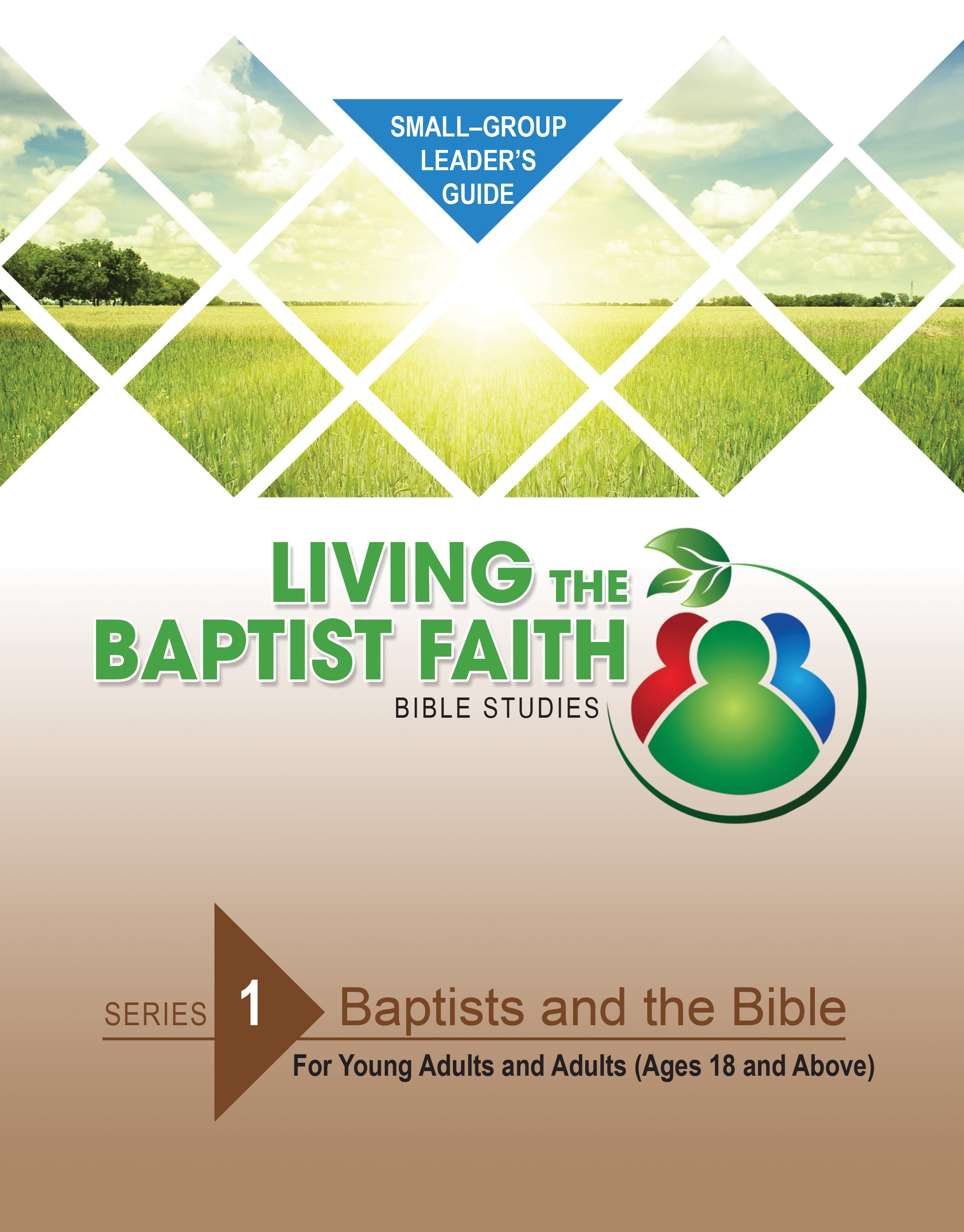 Series 1: Facilitator's Guide for Young Adults and Adults (Ages 18 and Above)