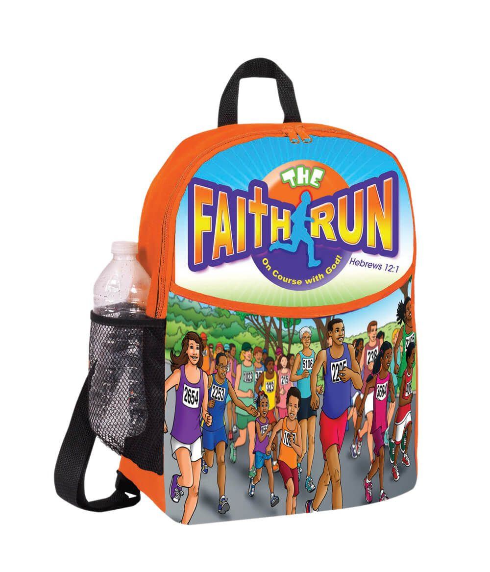VBS The Faith Run STARTER KIT