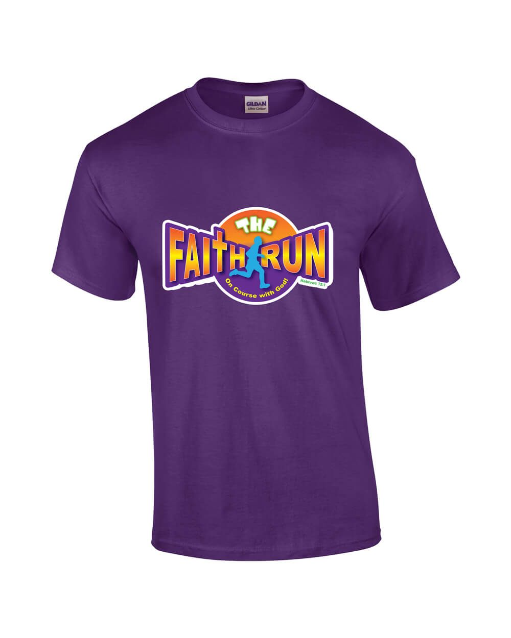 VBS The Faith Run Adult T-shirt (4X-Large)
