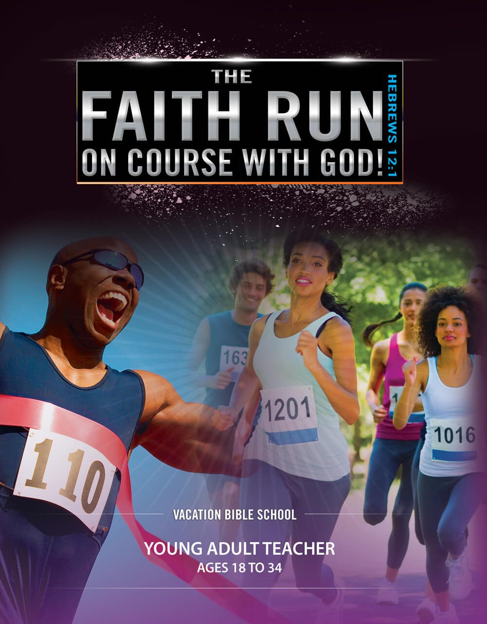 VBS  The Faith Run Young Adult Teacher 2017