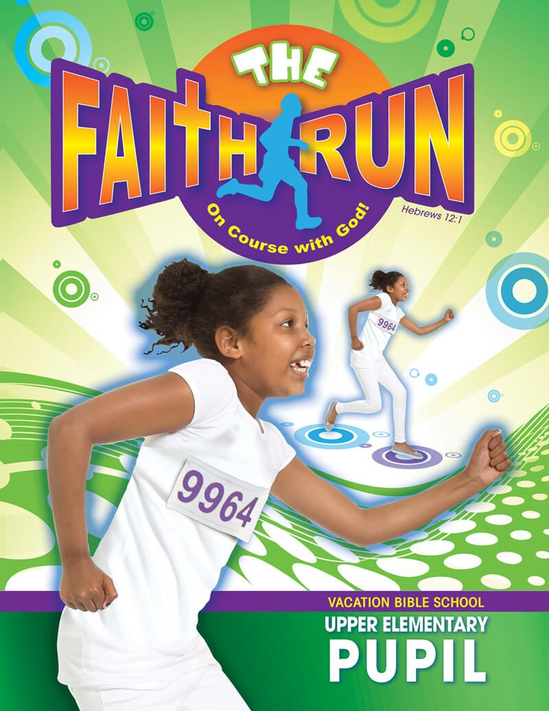 VBS The Faith Run Upper Elementary Pupil 2017