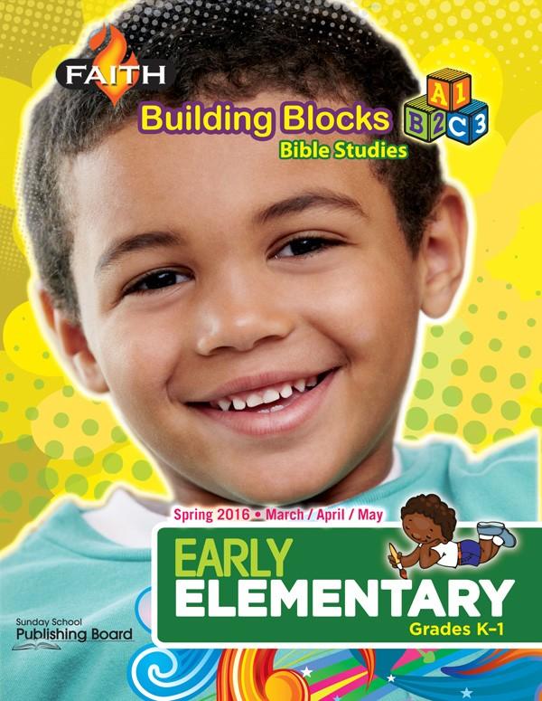 Faith Building Blocks Bible Studies, Early Elementary (Grades K-1)