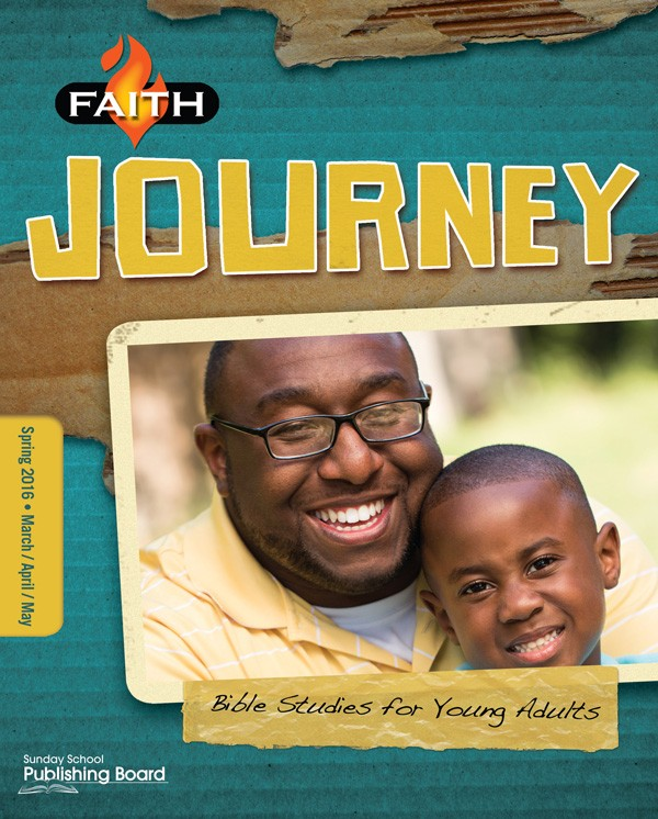 Faith Journey Bible Studies for Young Adults (Spring 2016)–Digital Edition