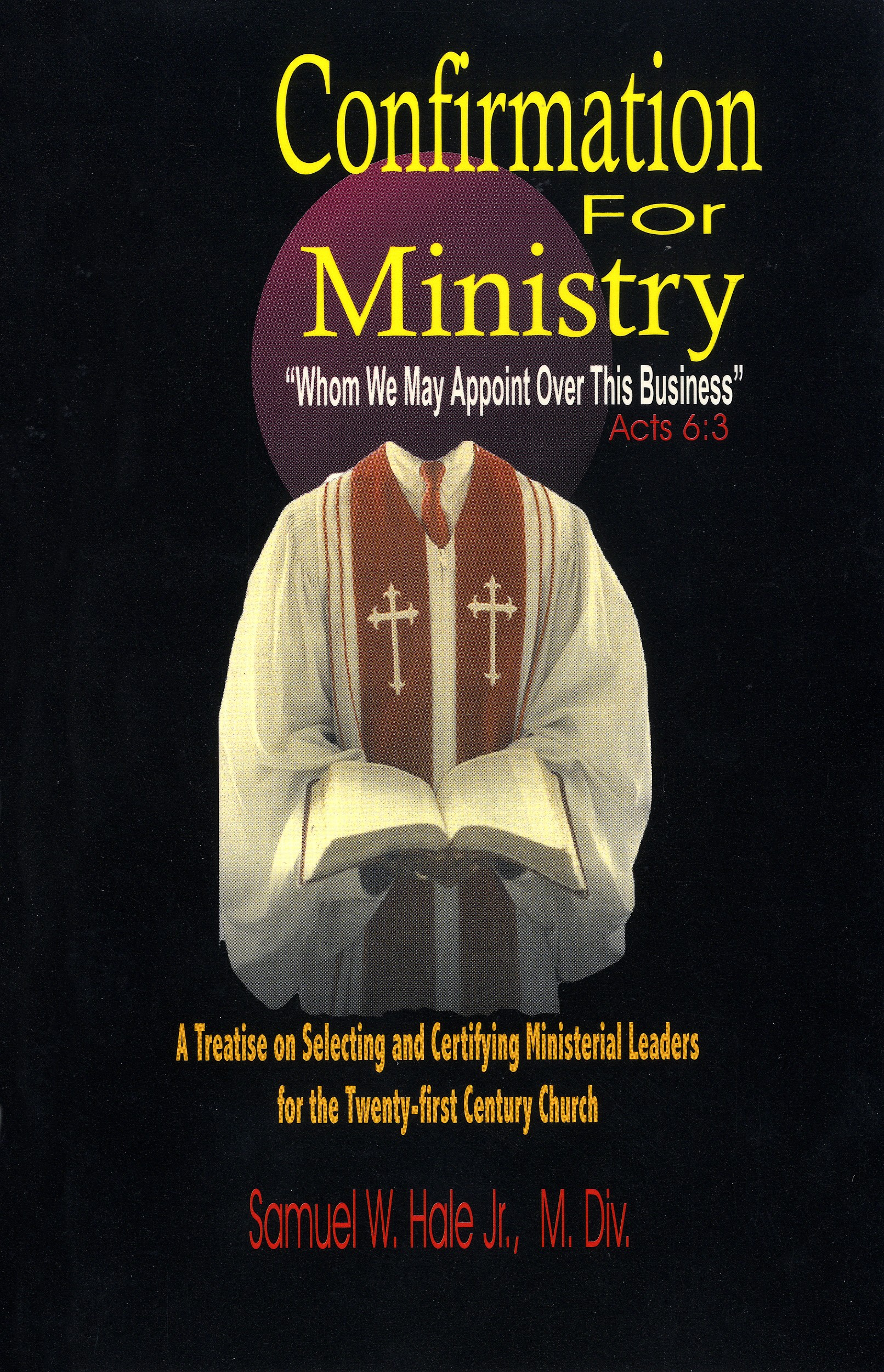 Confirmation for Ministry