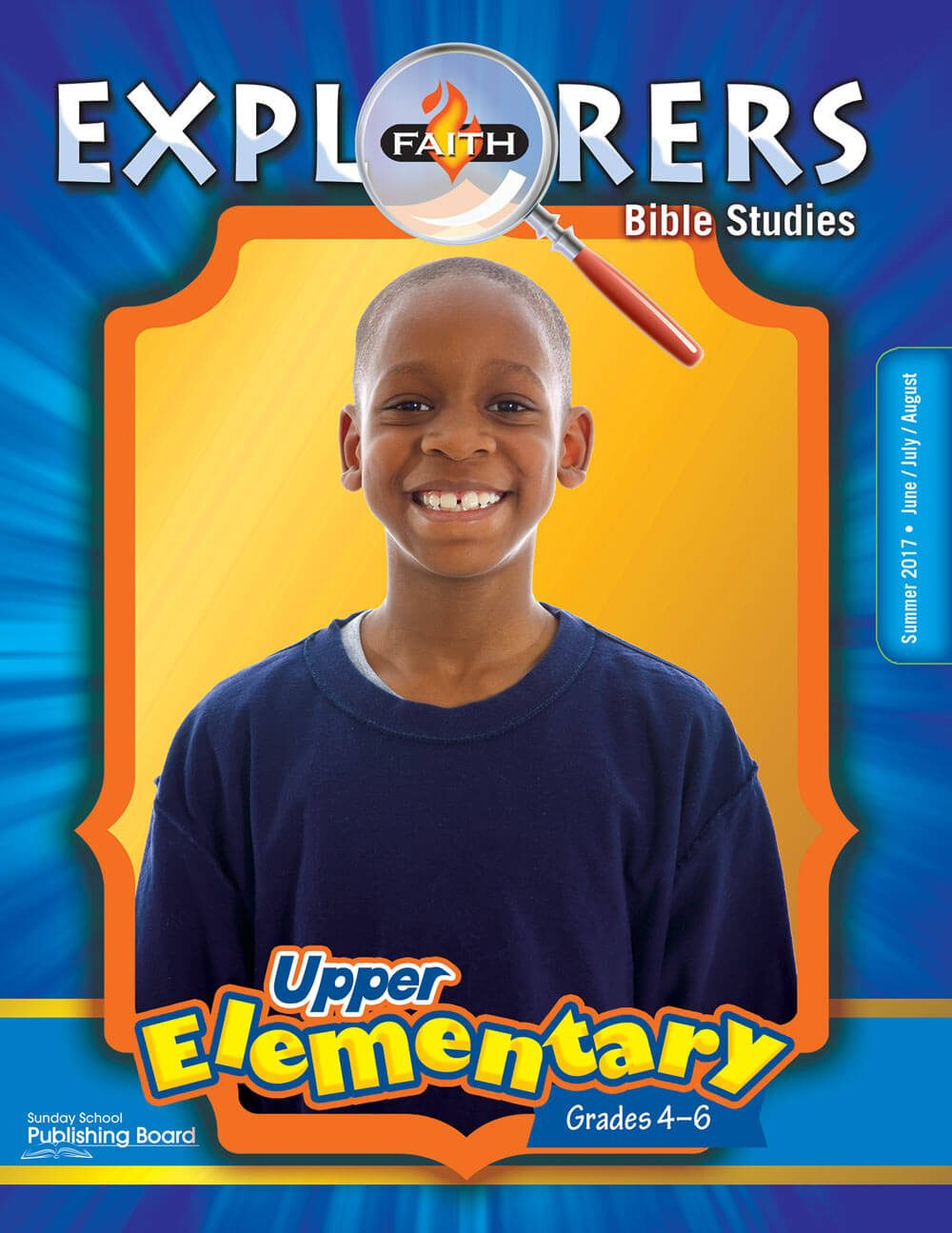 Faith Explorers Bible Studies for Upper Elementary Students (Summer 2017)–Digital Edition