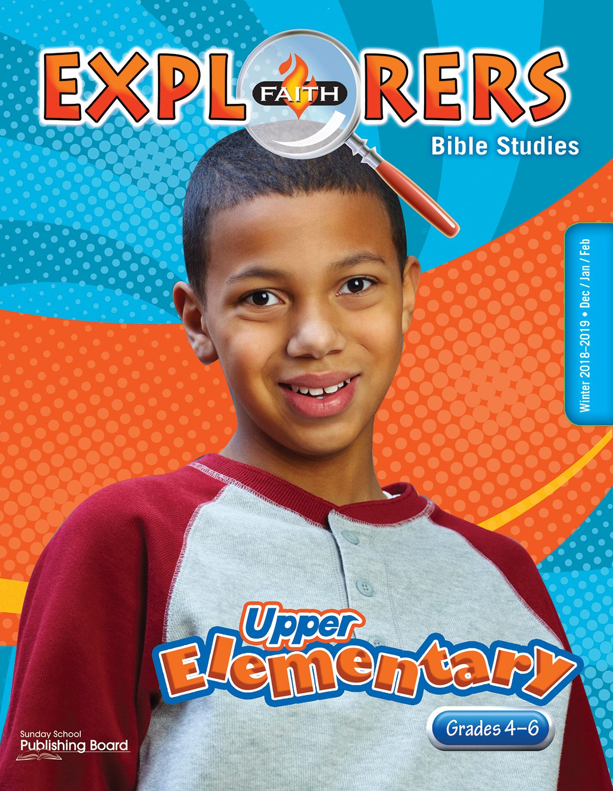 Faith Explorers Bible Studies, Upper Elementary for Grades 4-6 (Winter 2018)-Digital Edition