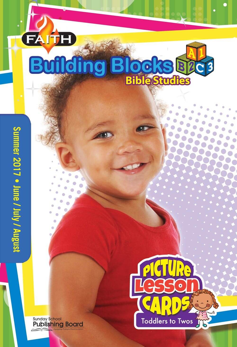Faith Building Blocks Lesson Cards for Toddlers to Twos (Summer 2017)–Digital Edition