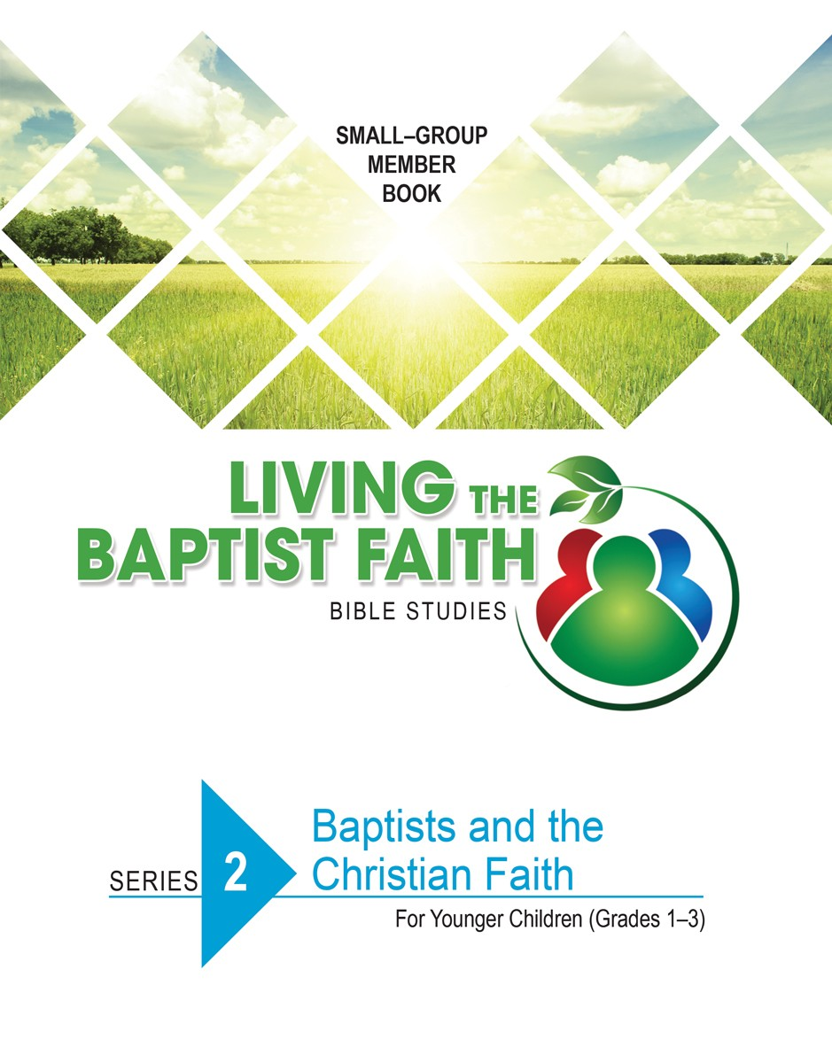 Series 2: Baptists and the Bible (for Younger Children)