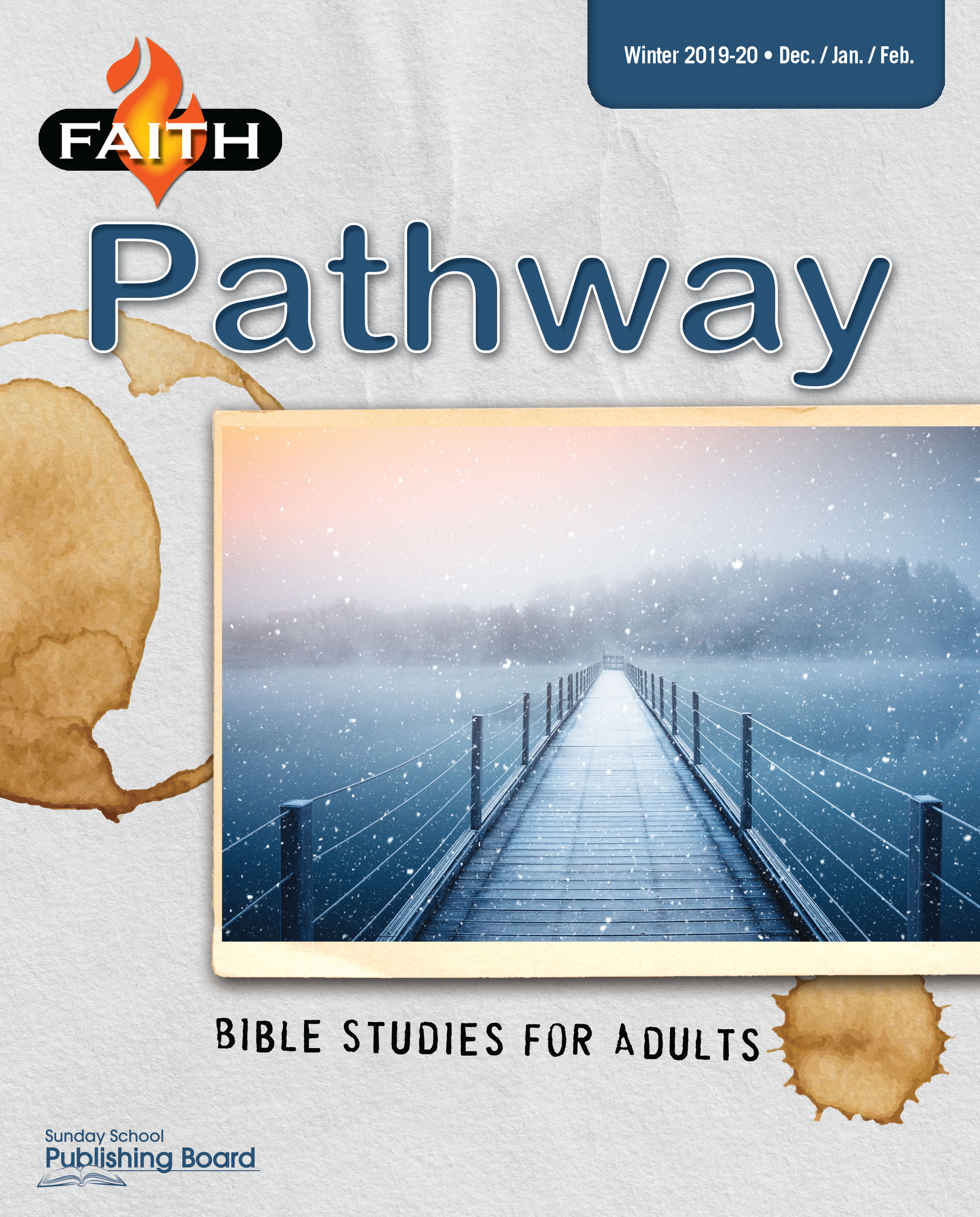 Winter Bible Study 2020.Faith Pathway Bible Studies For Adults Ages 35 Above