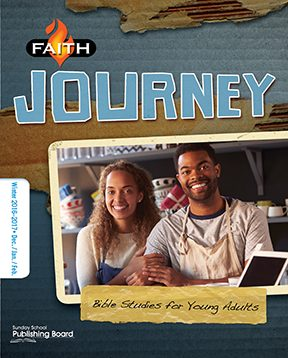 Faith Journey Bible Studies for Young Adults (Winter 2016)–Digital Edition
